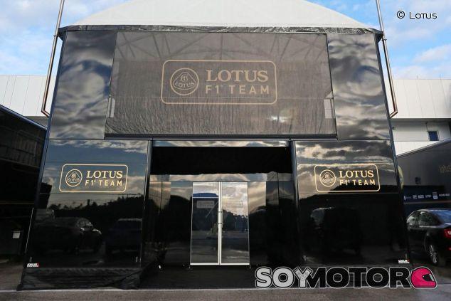 Con retraso, pero Lotus podrá utilizar su 'hospitality' de Rusia con normalidad - LaF1