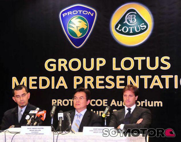 Geely adquiere Proton y Lotus - SoyMotor.com