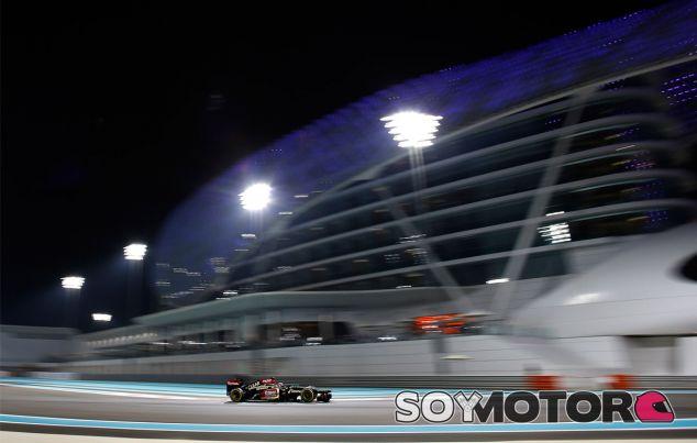 Kimi Räikkönen en el Gran Premio de Abu Dabi - LaF1
