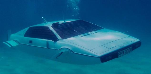 Lotus Esprit S1 de la película de James Bond - SoyMotor.com