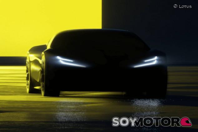 Lotus Type 135 - SoyMotor.com