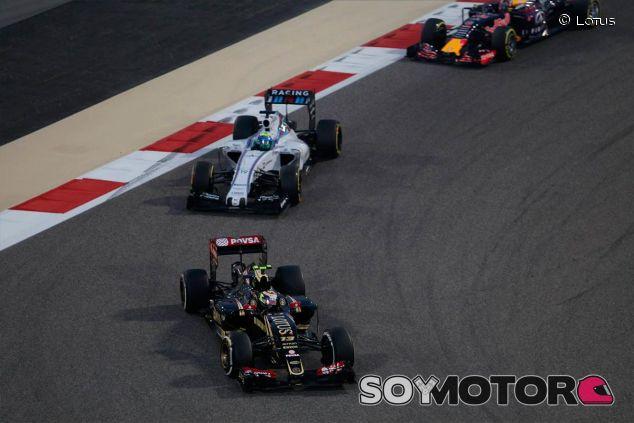 El objetivo de Lotus: convertirse en el tercer mejor equipo del momento - LaF1