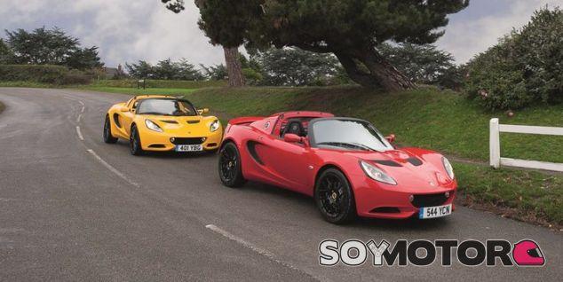 Lotus Elise Sport y 220 Sport -Soymotor