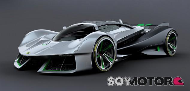 Lotus Evil GT - SoyMotor.com