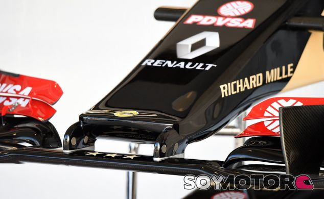 Lotus en el GP de Estados Unidos F1 2014: Viernes