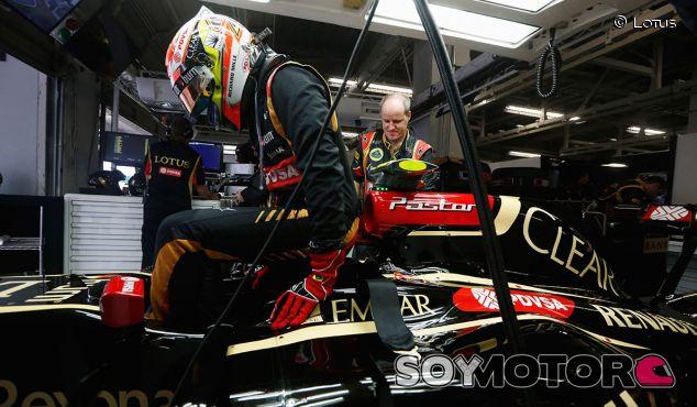 """Lotus, a punto de cerrar el acuerdo con Mercedes: """"Nos falta acabar el papeleo"""""""