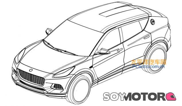 Lotus SUV - SpyMotor,com