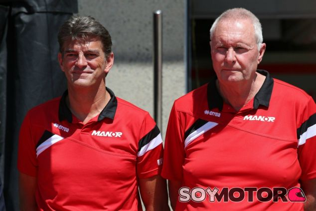 Lowdon y Booth abandonarán Manor a final de temporada - LaF1
