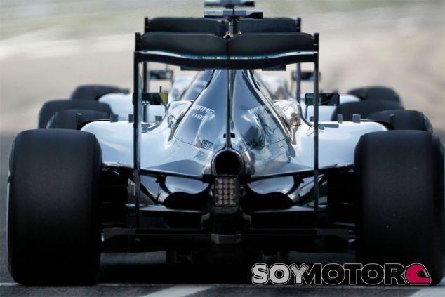 Paddy Lowe dice que los monoplazas serán más ruidosos en 2016 - LaF1