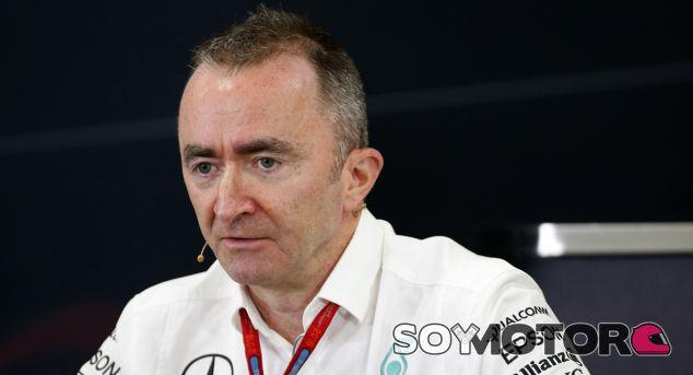 Paddy Lowe empezará en la dirección técnica de Williams en marzo - SoyMotor.com
