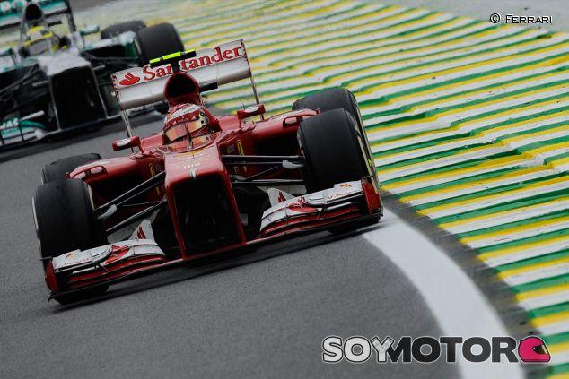 Felipe Massa en el pasado Gran Premio de Brasil - LaF1