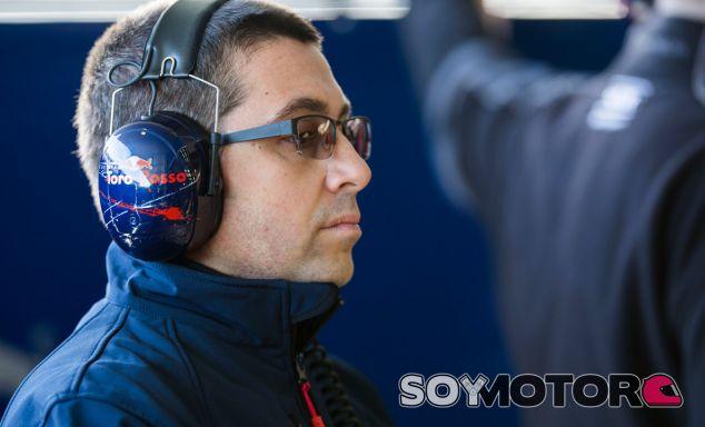 Luca Furbatto, camino a McLaren