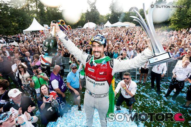 Lucas di Grassi gana el Zúrich ePrix 2018 - SoyMotor.com