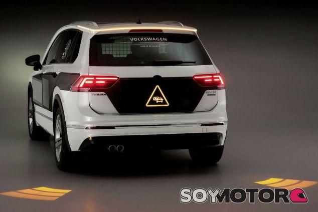 Luces interactivas de Volkswagen - SoyMotor.com