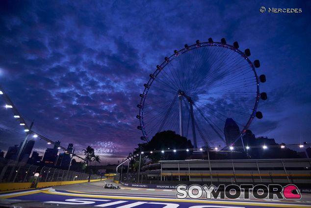 GP de Singapur F1 2016: Libres 2 Minuto a Minuto - LaF1