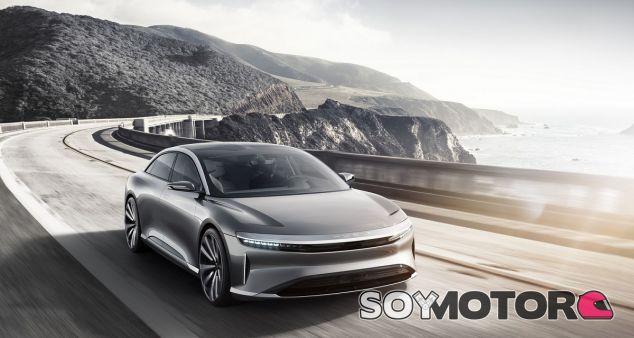 Lucid Air: el eléctrico de 1.000 caballos - SoyMotor.com