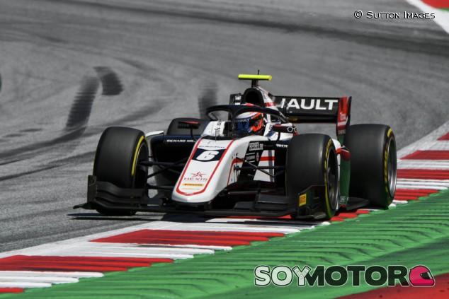Estiria: primera victoria en Fórmula 2 para Christian Lundgaard - SoyMotor.com