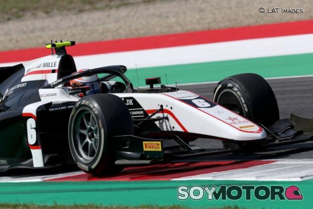 Lundgaard se rehace y gana en Mugello; Schumacher, más líder - SoyMotor.com