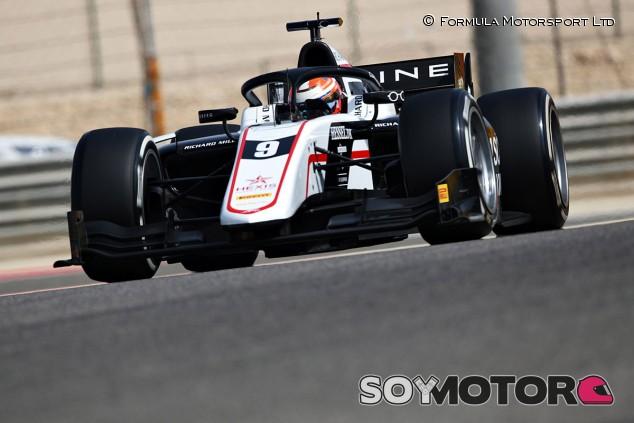 Lundgaard domina el segundo día de test en Baréin - SoyMotor.com