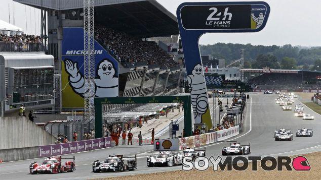 Finalmente, se ha encontrado una manera para no solapar ambas carreras - LaF1