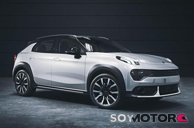 Lynk&Co 02: presentación en sociedad del nuevo SUV híbrido 'europeo' - SoyMotor.com