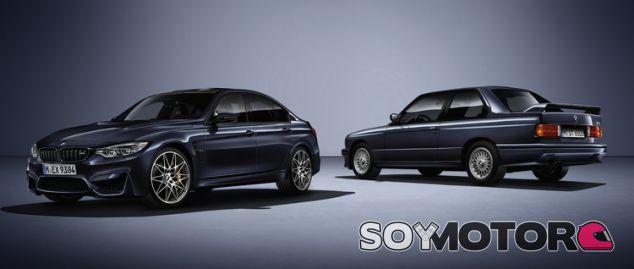 BMW M3 30 years of m3 -SoyMotor