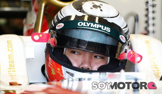 Ma Qing Hua apuesta por el futuro de China en la Fórmula 1