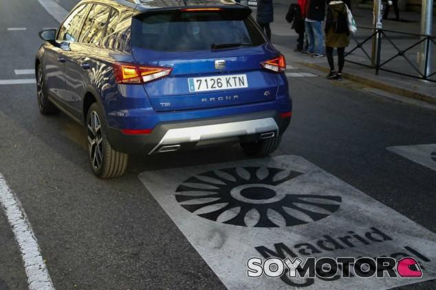 Madrid Central: el 1 de julio las cámaras dejarán de multar - SoyMotor.com