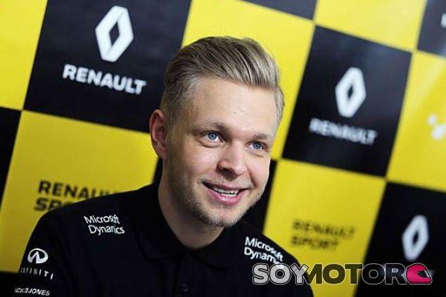 Kevin Magnussen regresa a la Fórmula 1 de la mano de Renault - LaF1