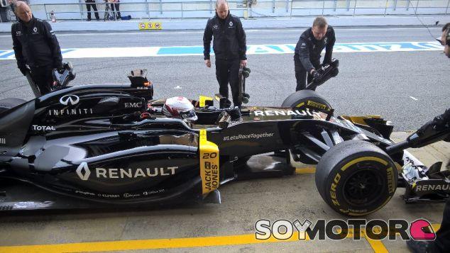 Kevin Magnussen sabe que el posible éxito de Renault será a largo plazo - LaF1