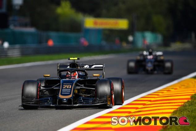 Haas en el GP de Bélgica F1 2019: Sábado - SoyMotor.com
