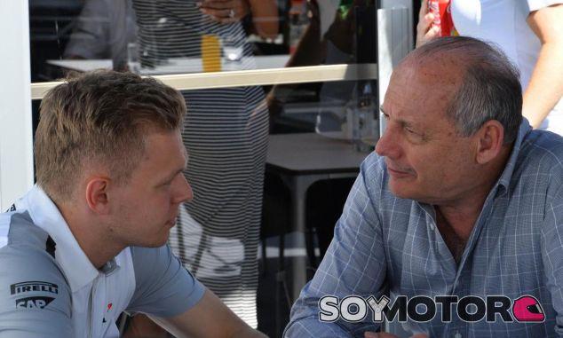 Magnussen ha respondido a Dennis tras sus declaraciones sobre su salida - LaF1