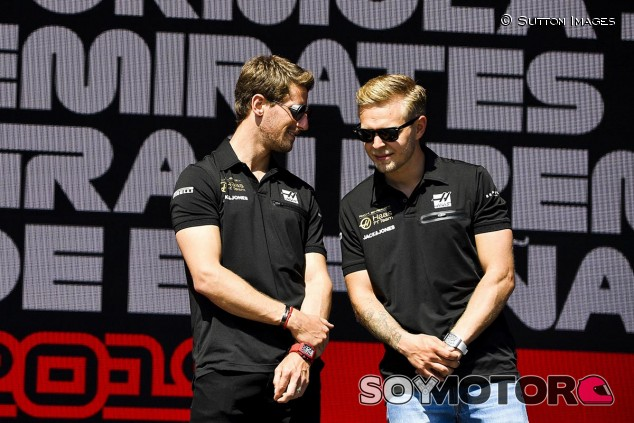 Haas no pensará en su alineación de pilotos de 2020 hasta verano - SoyMotor.com