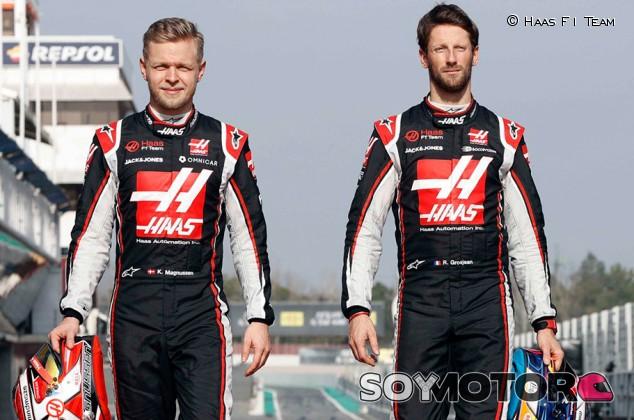 """Steiner da las gracias a Magnussen y Grosjean: """"Son parte de nuestro éxito"""" - SoyMotor.com"""