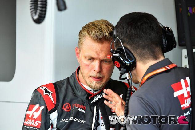 Kevin Magnussen en Australia - SoyMotor