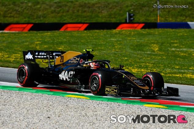 Haas en el GP de Gran Bretaña F1 2019: Previo - SoyMotor.com
