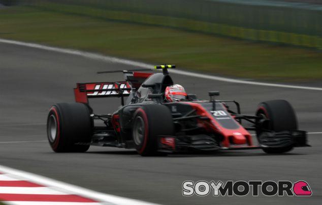 Haas en el GP de China F1 2017: Domingo - SoyMotor