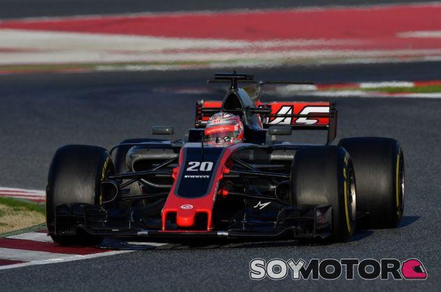 Magnussen espera volver a puntuar en el GP de España - SoyMotor.com