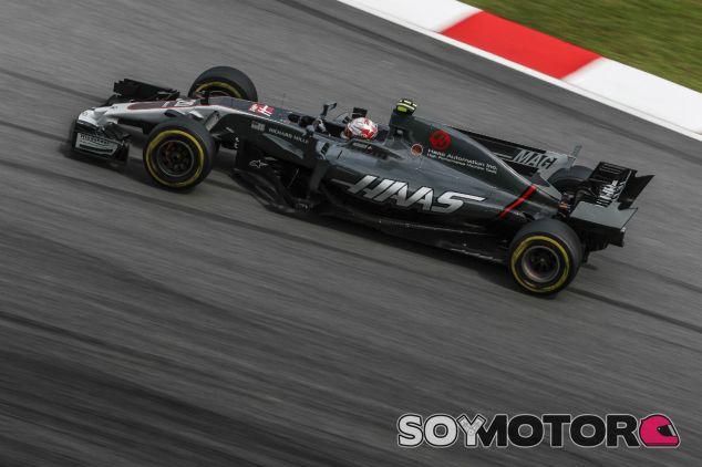 Magnussen en Malasia - SoyMotor.com