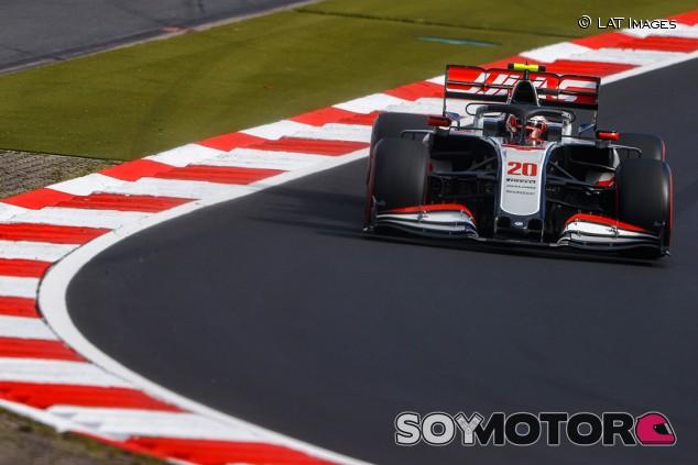 Haas en el GP de Eifel F1 2020: Sábado - SoyMotor.com