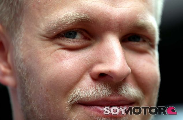 Kevin Magnussen en Brasil - SoyMotor.com