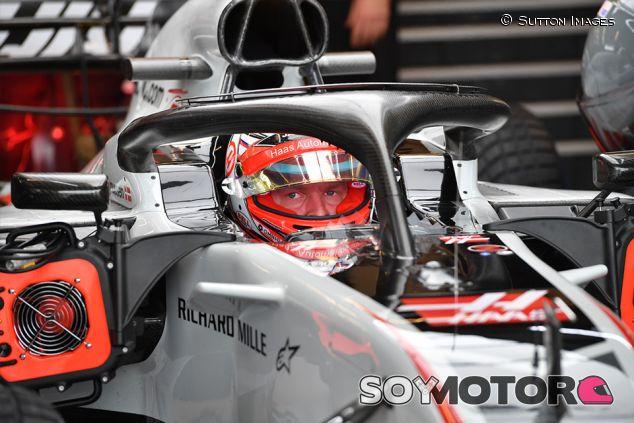 Kevin Magnussen en Austin - SoyMotor.com