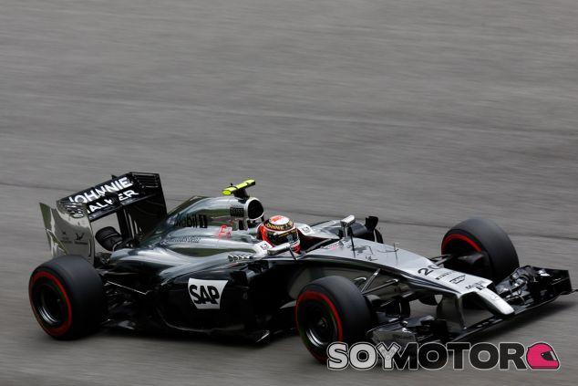 Kevin Magnussen en Austria - LaF1