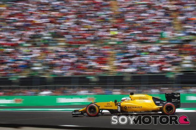 Magnussen espera puntuar otra vez - SoyMotor