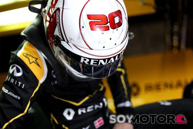 Kevin Magnussen en Baréin - LaF1