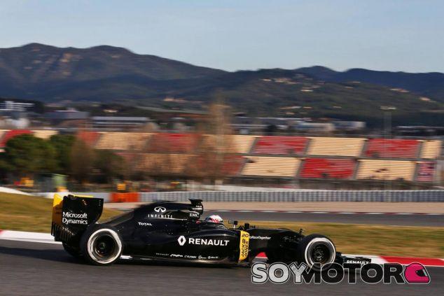 Renault parece que ha encontrado el camino a seguir con la unidad de potencia - LaF1