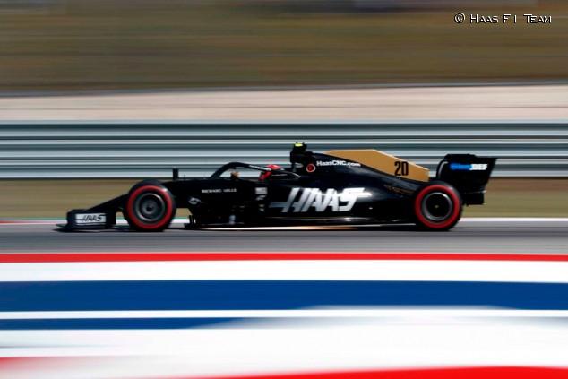 Haas en el GP de Estados Unidos F1 2019: Sábado - SoyMotor.com