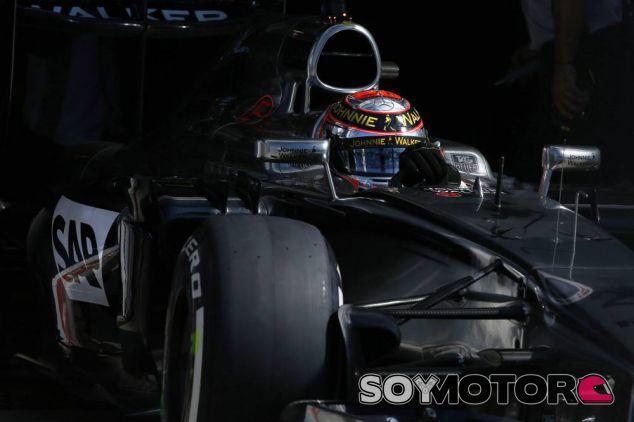Kevin Magnussen en Italia - LaF1