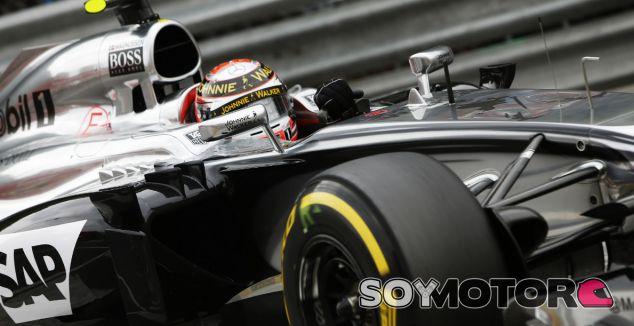 McLaren, Kevin Magnussen, Jenson Button, Mónaco, clasificación - LaF1