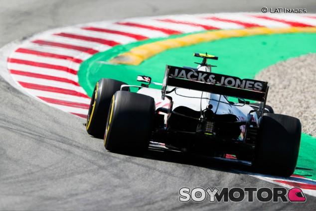 Haas en el GP de España F1 2020: Sábado - SoyMotor.com